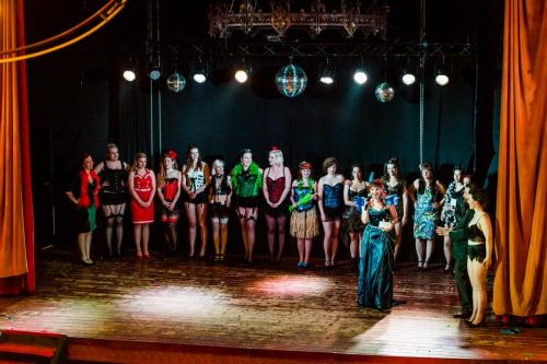 My Personal Burlesque 2016 - full show